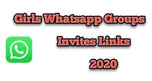 Indian Girls Whatsapp Group Link-2020