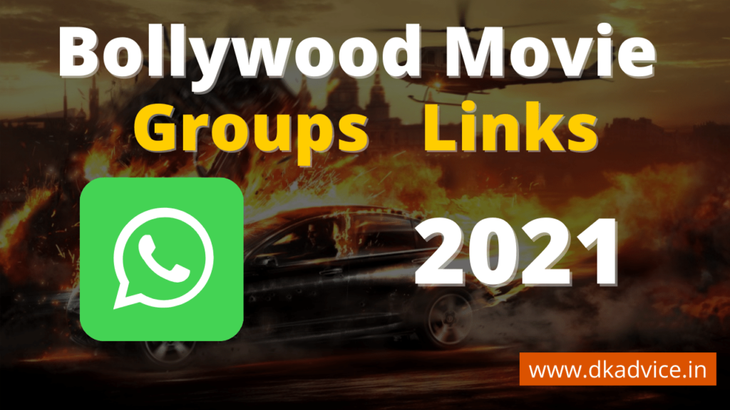 Updated Latest Bollywood MOVIES WhatsApp Group Links